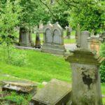 Szeroki wybór materiałów funeralnych